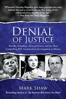 Denial of Justice book cover