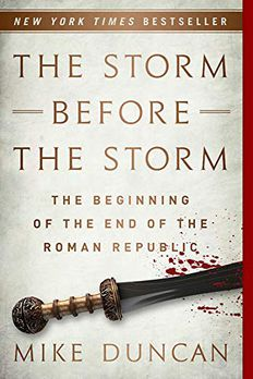The Storm Before the Storm book cover