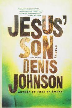 Jesus' Son book cover