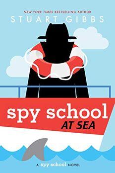 Spy School at Sea book cover
