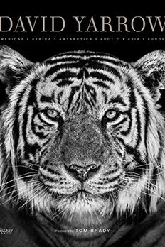 David Yarrow Photography book cover