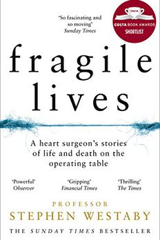 Fragile Lives book cover