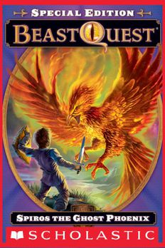 Spiros the Ghost Phoenix book cover