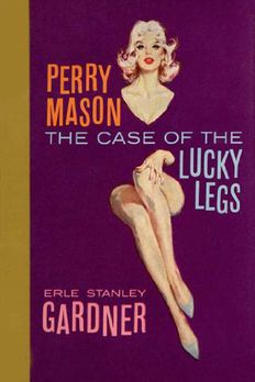 The Case of the Lucky Legs book cover