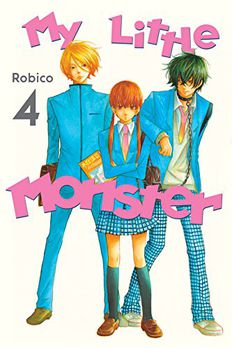 My Little Monster, Vol. 4 book cover