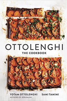 Ottolenghi book cover