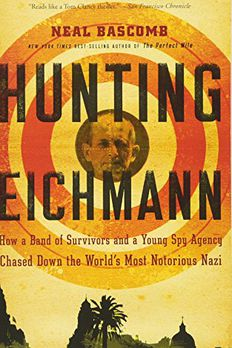 Hunting Eichmann book cover
