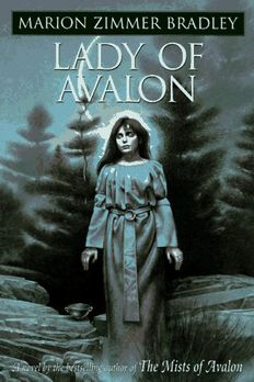 Lady of Avalon book cover