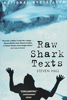 The Raw Shark Texts book cover