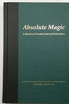 Absolute Magic book cover