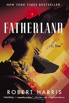 Fatherland book cover