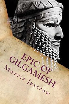 Epic of Gilgamesh book cover