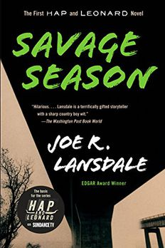Savage Season book cover