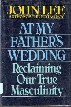 At My Father's Wedding book cover
