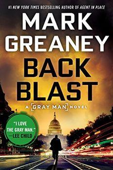 Back Blast book cover