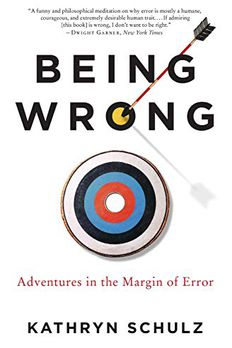 Being Wrong book cover