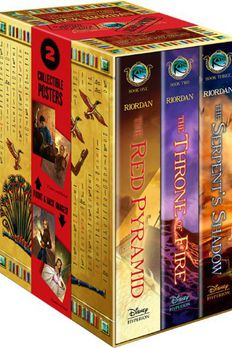 The Kane Chronicles  book cover