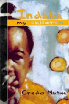 Indaba, My Children book cover