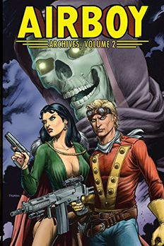 Airboy Archives Volume 2 book cover
