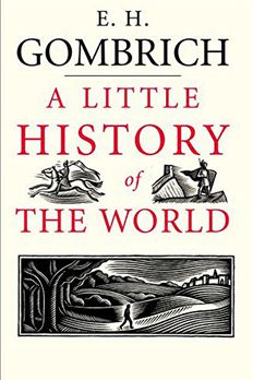 A Little History of the World book cover