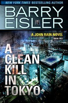 A Clean Kill in Tokyo book cover