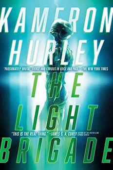 The Light Brigade book cover