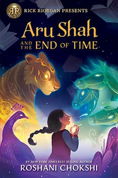 Aru Shah and the End of Time book cover