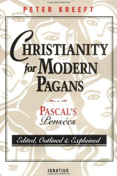 Christianity for Modern Pagans book cover