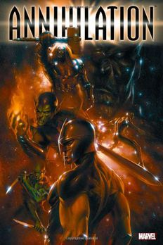 Annihilation Omnibus book cover