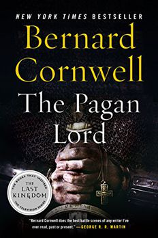 The Pagan Lord book cover