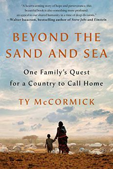 Beyond the Sand and Sea book cover