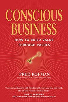 Conscious Business book cover