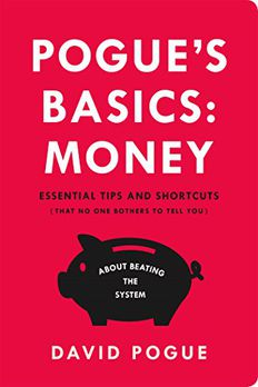 Pogue's Basics book cover