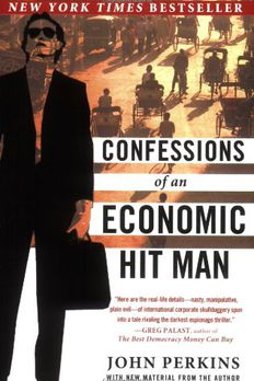 Confessions of an Economic Hit Man book cover