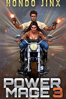 Power Mage 3 book cover