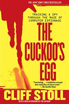The Cuckoo's Egg book cover
