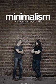 Minimalism book cover