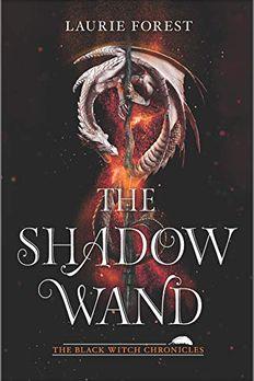 The Shadow Wand book cover