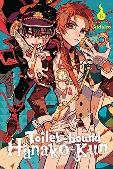 Toilet-bound Hanako-kun, Vol. 6 book cover