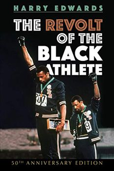 The Revolt of the Black Athlete book cover