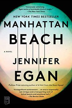 Manhattan Beach book cover