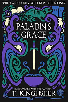 Paladin's Grace book cover