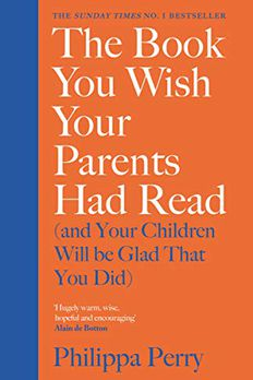 How to be a Parent book cover