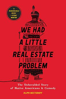 We Had a Little Real Estate Problem book cover