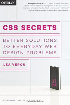 CSS Secrets book cover
