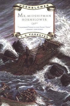 Mr. Midshipman Hornblower book cover