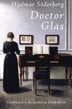 Doctor Glas book cover