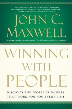 Winning With People book cover