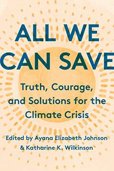 All We Can Save book cover