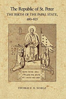 The Republic of St. Peter book cover